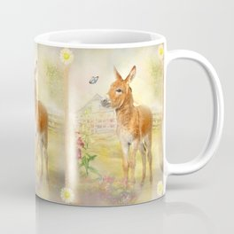 Little Donkey Coffee Mug