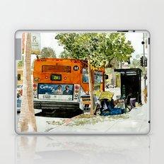 Homeless Series 5 ~ Sunset Blvd., Los Angeles, CA. Laptop & iPad Skin
