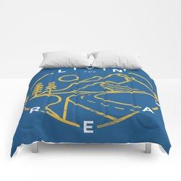 Livin' the Dream Comforters