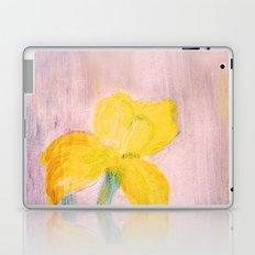 Sunny iris Laptop & iPad Skin