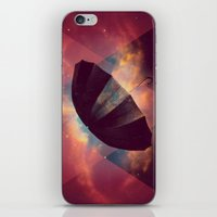 umbrella iPhone & iPod Skins featuring Umbrella by Mr and Mrs Quirynen