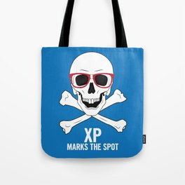 XP Marks the Spot Tote Bag