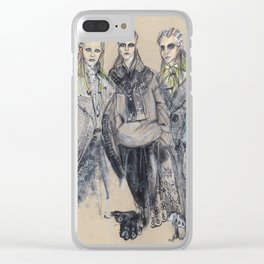 Marc Clear iPhone Case