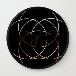 Modern Minimalist Design Wall Clock