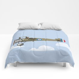 Aces High Comforters