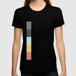 Pure Vintage palette  T-shirt