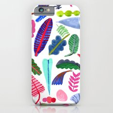 colorful plants Slim Case iPhone 6s