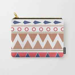 Graphic Stripes Carry-All Pouch