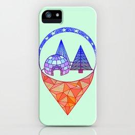 icetown iPhone Case
