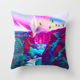 Free yourself of doubt, you are destined for Greatness. Throw Pillow