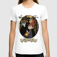 over the garden wall T-shirts featuring Over The Garden Wall by Lockholmes