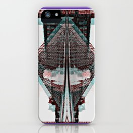 La Louvre iPhone Case