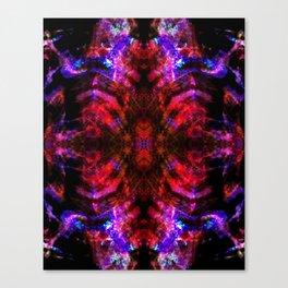 Magic Bloom Canvas Print