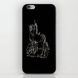 Unicorn Twins iPhone Skin