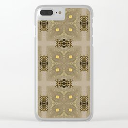 Isa 1 Clear iPhone Case