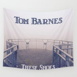 Tom Barnes These Shoes Wall Tapestry