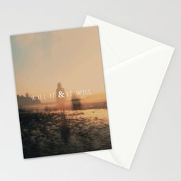 Will It & It Will Stationery Cards