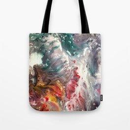 Cosmic Flood Tote Bag