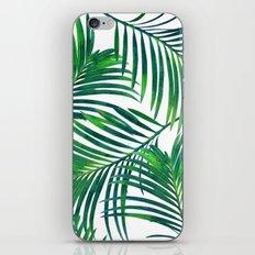 Palm Paradise #society6 #decor #buyart iPhone Skin