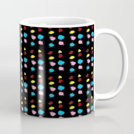 Prehistoric pattern 1-prehistory,stone age,parietal,cave painting, abstraction Coffee Mug