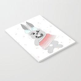 Miss Rapeti (peachy perfect) Notebook