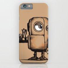 Robot Espresso #1 iPhone 6 Slim Case