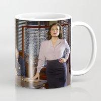 agent carter Mugs featuring Agent Carter. by agentcarter23