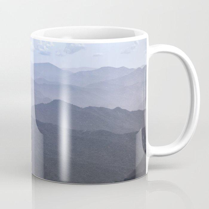 Smoky Mountain Melody - Nature Photography Coffee Mug