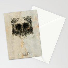 Skulloid II Stationery Cards