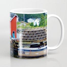 Fisherman's Shack Coffee Mug