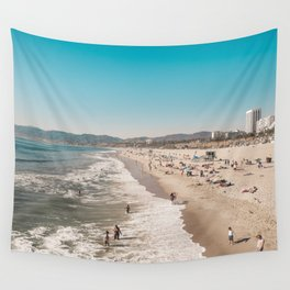 Santa Monica Wall Tapestry