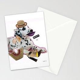Beauty up, b... Stationery Cards
