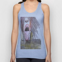 Cry Me A River  Unisex Tank Top
