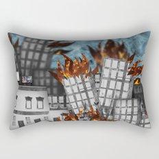 Hell Fire & McDonalds Rectangular Pillow