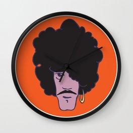 Phil Lynott Wall Clock