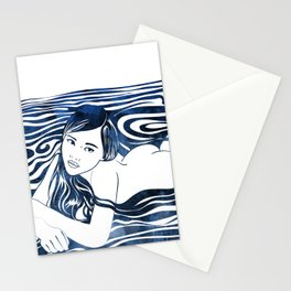 Water Nymph V Stationery Cards