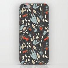 Dandelion Dusk iPhone & iPod Skin