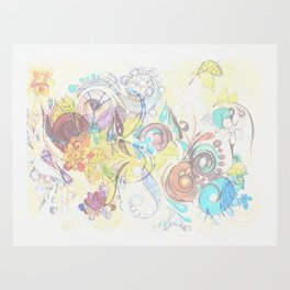 Loopty Loo Art Print