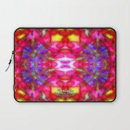 Kaleidoscope Wonder II Laptop Sleeve