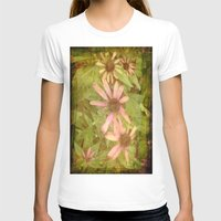 vintage flowers T-shirts featuring Vintage Flowers by Vitta