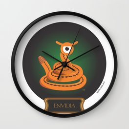 envy Wall Clock