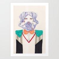 An Allusion  Art Print