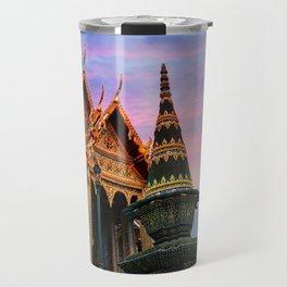 Bangkok palace III Travel Mug
