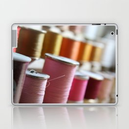 Spools Laptop & iPad Skin