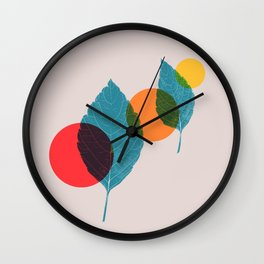 Blowin' in the Wind Wall Clock