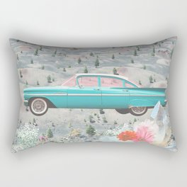 Magic Ride Rectangular Pillow