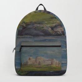 Castle Ruins MM151125-13 Backpack