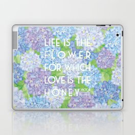 Life and Love Laptop & iPad Skin