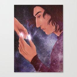 Scavenger Hands Canvas Print