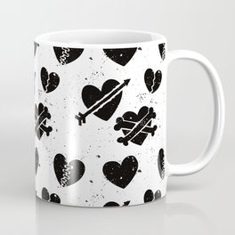 All My Hearts <3 Coffee Mug